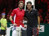 tennismen suisses federer wawrinka